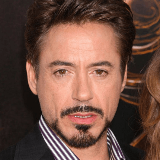 Robert Downey Jr. Usa Sempre Cavanhaque