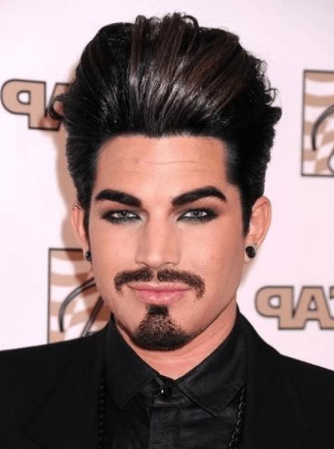 Adam Lambert De Cavanhaque