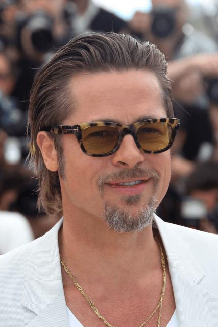 Brad Pitty ama cavanhaque