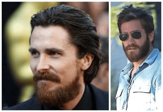 Christian Bale De Barba