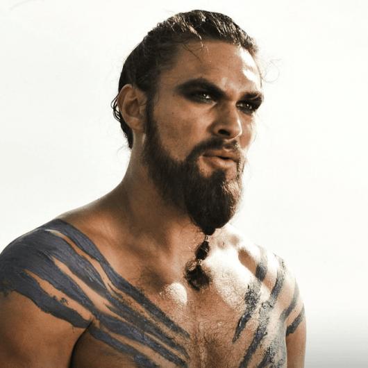 Khal Drogo De Barba