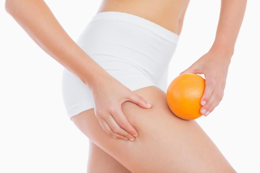 perna casca de laranja