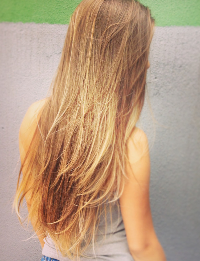 Blonde natural curly hair tumblr