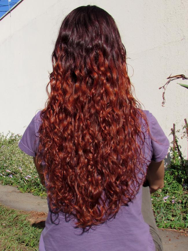 cabelo cacheado comprido bonito