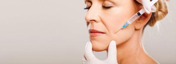 Realização de processo de preenchimento de bigode chinês