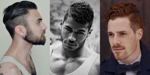 como fazer degrade com barba cabelo masculino