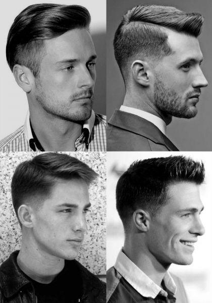degradê cabelo clássico