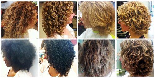 diminuir o volume cabelos