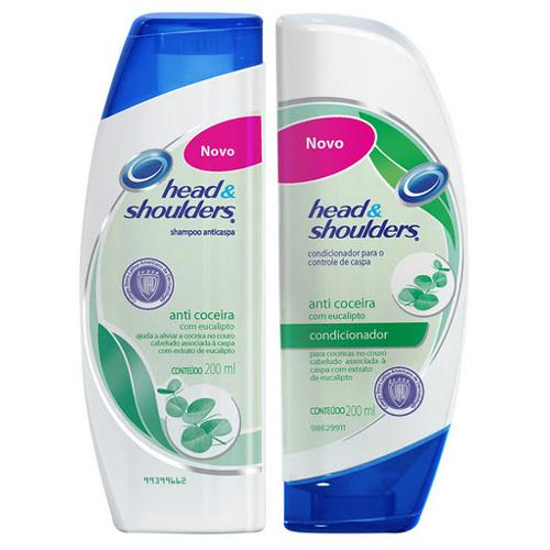 head shoulders contra a caspa
