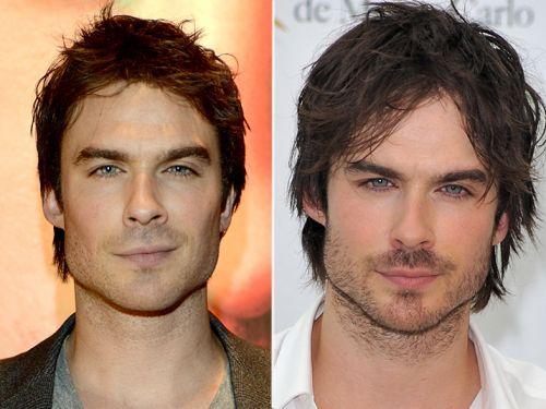antes e depois da barba por fazer