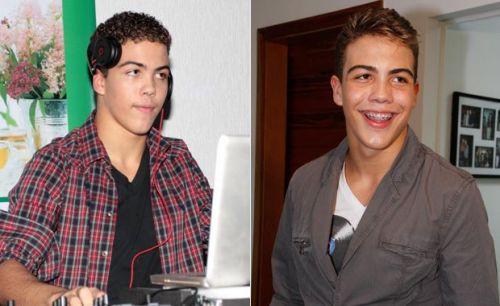 antes e depois do alisamento com progressiva