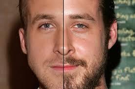 barba por fazer antes e depois como fazer