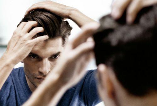 cuidados com o cabelo masculino