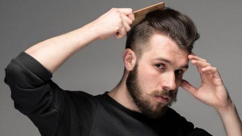 pomada para cabelo masculino como usar