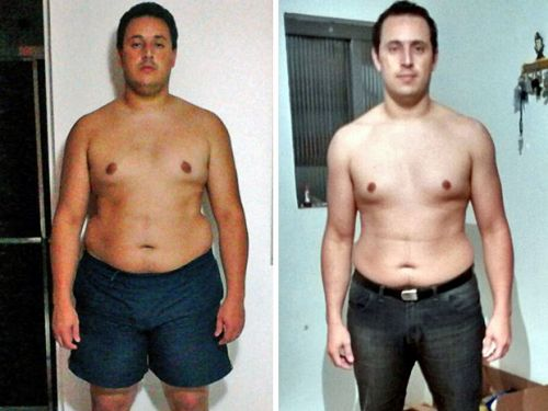 antes e depois manthus