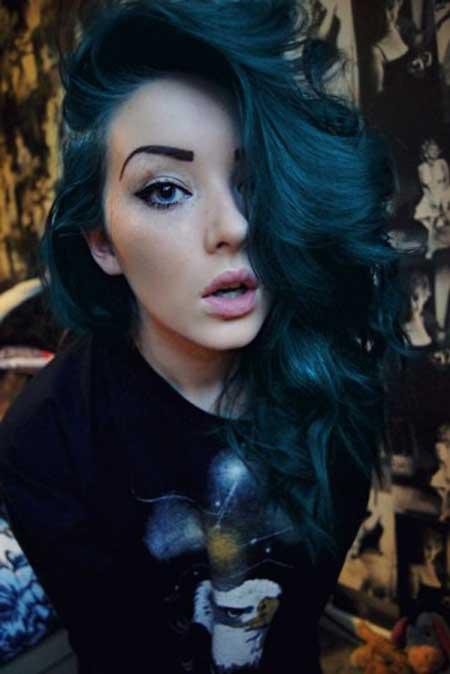 azul escuro inteiro