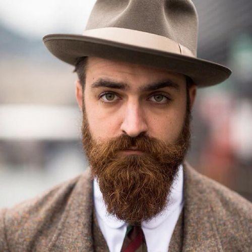 barba viking cheia