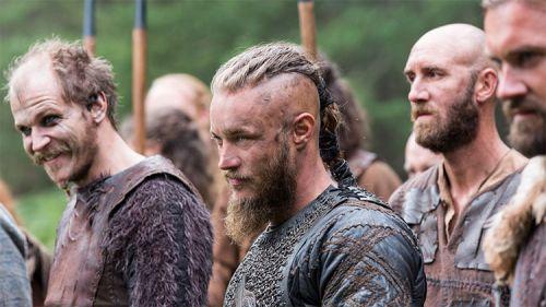 barba viking da série