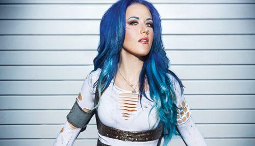 cabelo degrade azul alissa