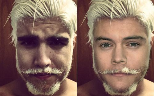 cabelo platinado masculino loiro