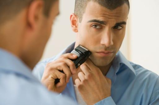como aparar a barba