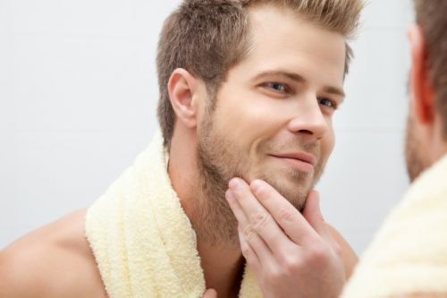 como fazer a barba por fazer