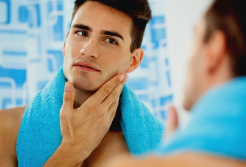limpeza de pele masculina como fazer