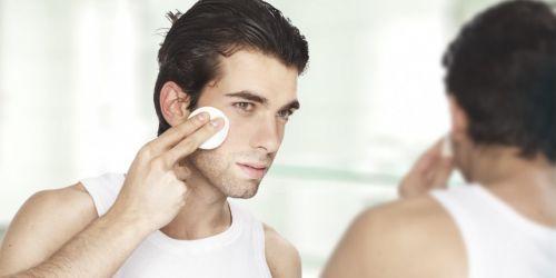 limpeza de pele masculina cuidados diarios