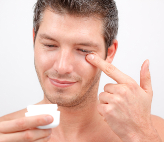 limpeza de pele masculina hidratante