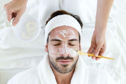 limpeza de pele masculina passo a passo