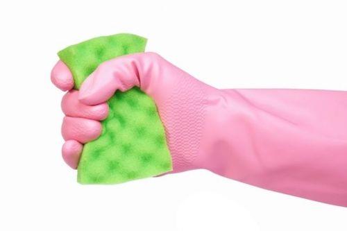 luvas para proteger as unhas