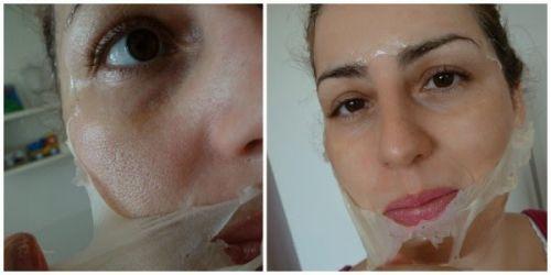 máscara de gelatina como aplicar