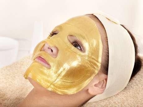 máscara de ouro pra que serve