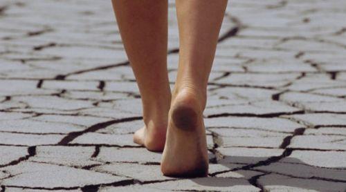 rachadura nos pés como prevenir