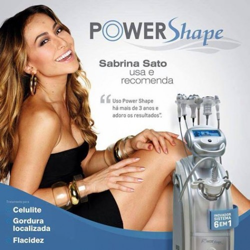 sabrina sato power shape