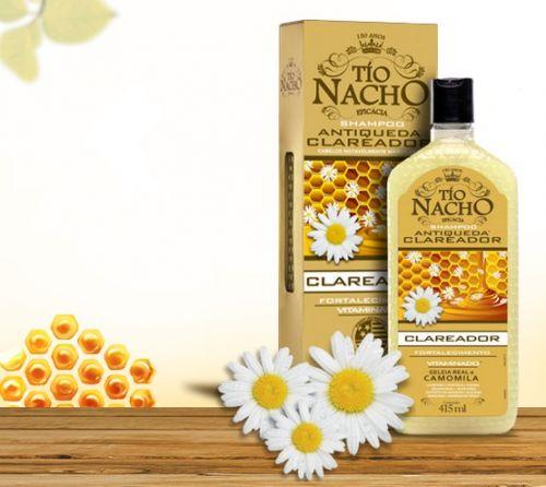 tio nacho clareador beneficios