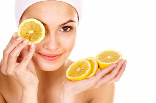 vitamina C para o rosto funciona