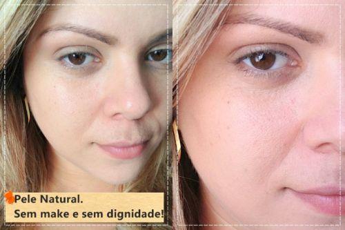 vitamina C para o rosto tratamento