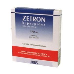 zetron para parar de fumar