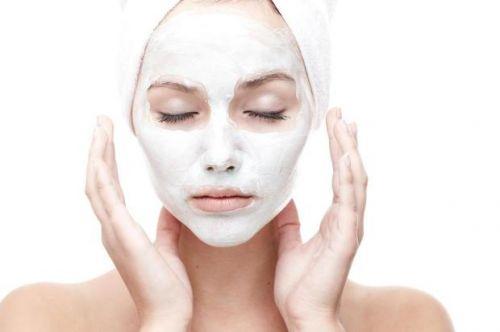 botox caseiro para o rosto com iogurte