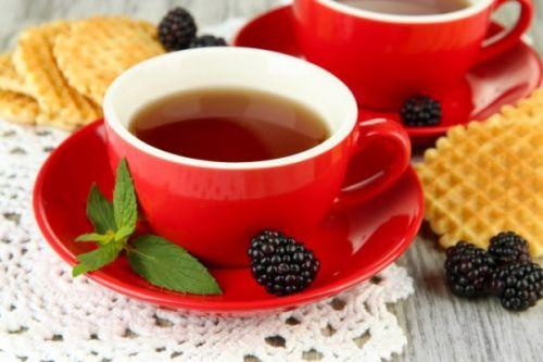 chá de amora para emagrecer