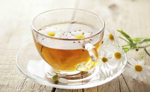 chá de camomila para emagrecer