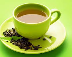 chás emagrecedores chá verde