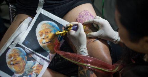 cuidados pós tatuagem quais são