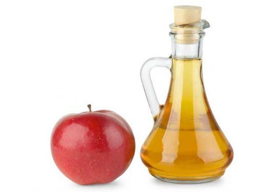 vinagre de maçã para clarear axilas