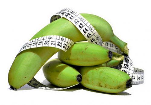 banana verde emagrece