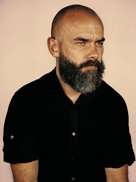 careca com barba lenhador como fazer