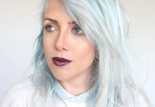 cinza com azul