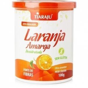 citrus aurantium pó