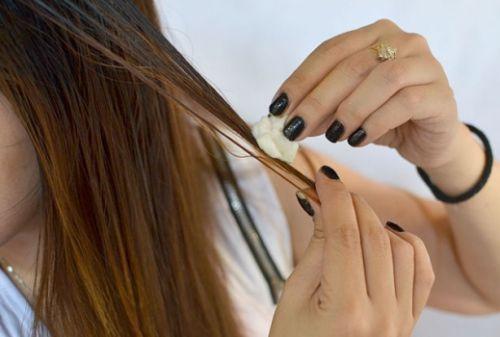 clarear o cabelo em cas